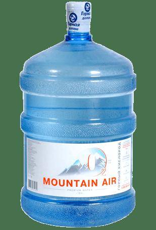 MOUNTAIN AIR Горная питьевая кислородная вода 19л