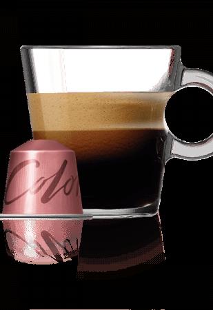 Капсулы для кофемашин Nespresso Colombia