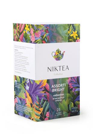Niktea Assorti Bright Ассорти Брайт, 5 вкусов