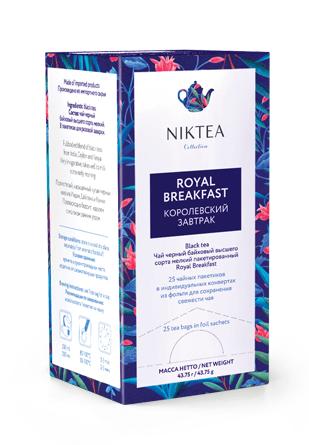 Niktea Royal Breakfast | Королевский Завтрак