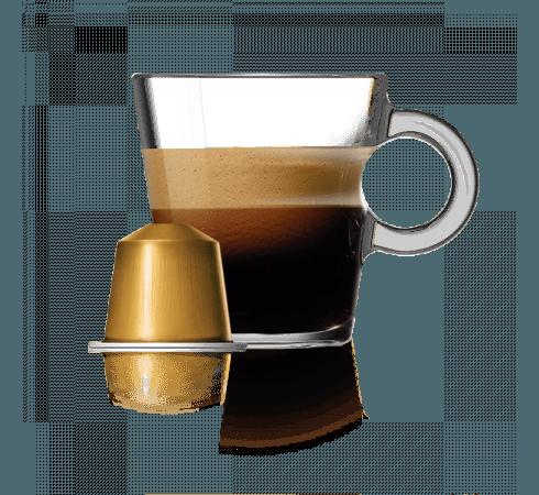Капсулы для кофемашин Nespresso Volluto 10 капсул
