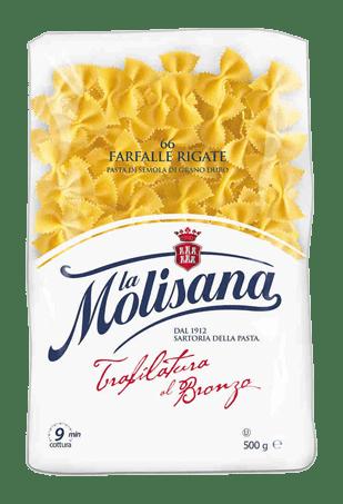 Макаронные изделия Бантики, La Molisana FARFALLE
