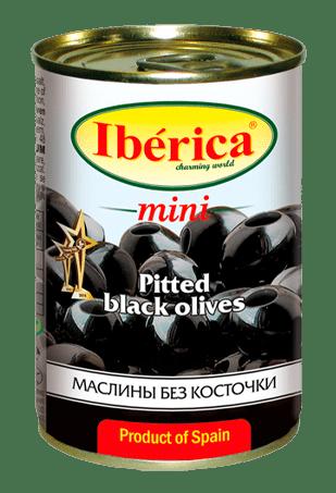 """Маслины """"Иберика"""" мини б/к, 300 гр"""