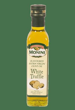 Масло оливковое «Экстра Вирджин» Трюфельное, МОНИНИ, 0.25л