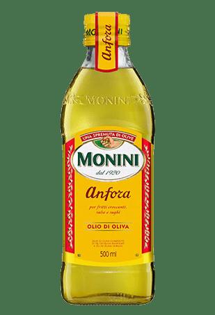 Масло оливковое, Monini Anfora, 0.5л