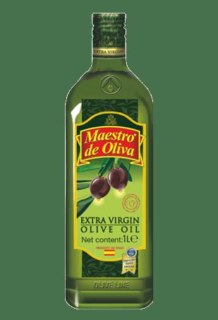 Оливковое масло «EXTRA VIRGIN», Маэстро дэ Олива, 1л.