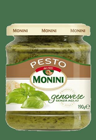 Соус Песто, «Monini» Pesto Genovese, 190гр
