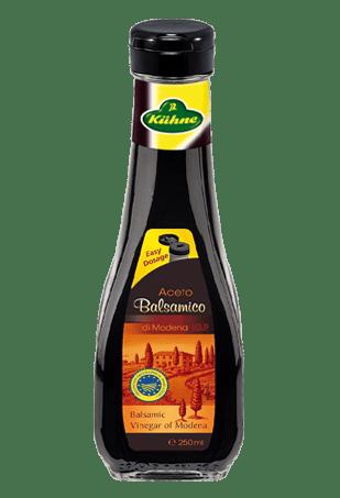 Уксус 6% итальянский ориг. бальзамический,KUHNE Aceto balsamica di Modena, 250мл