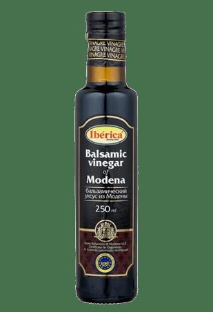 Уксус бальзамический из Модены «Modena Balsamic vinegar», «IBERICA», 0,25 л