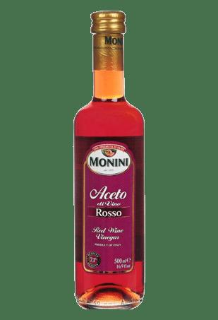 Уксус винный красный, «Monini» Red wine vinegar, 500 мл