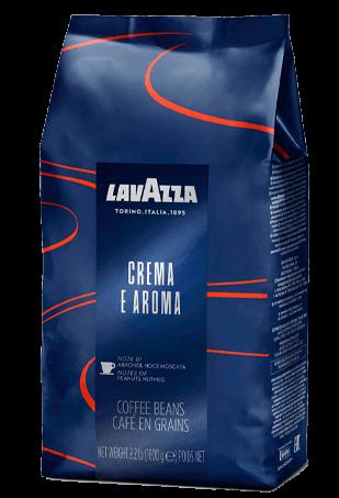 Lavazza Espresso Crema E Aroma, кофе в зернах, 1 кг