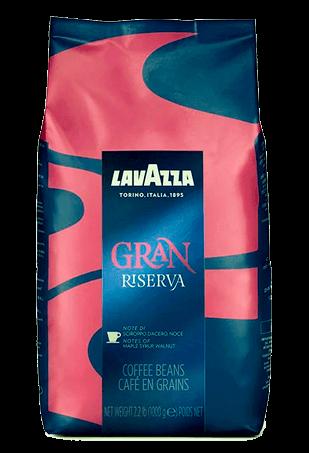 Lavazza Gran Riserva, кофе в зернах, 1 кг