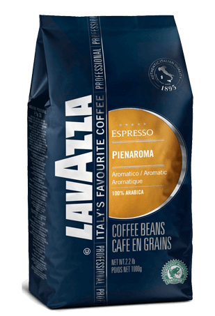 Lavazza Pienaroma, кофе в зернах, 1 кг