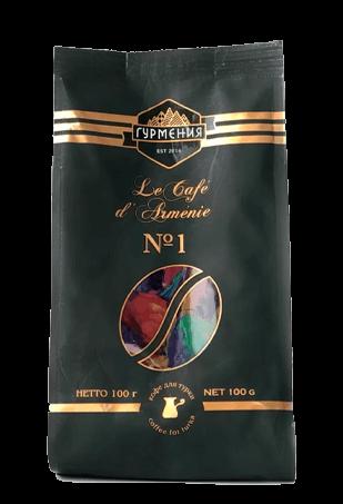 "Кофе ""Le Café d Arménie №1"" Гурмения"