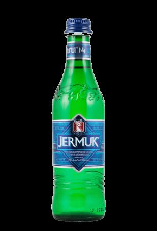 Минеральная лечебно-столовая вода Джермук, 0.5л сткл/упаковка 12 бут