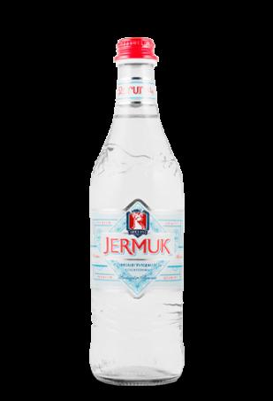 Родниковая природная вода Джермук Маунтин 0.5л сткл/упаковка 12 бут