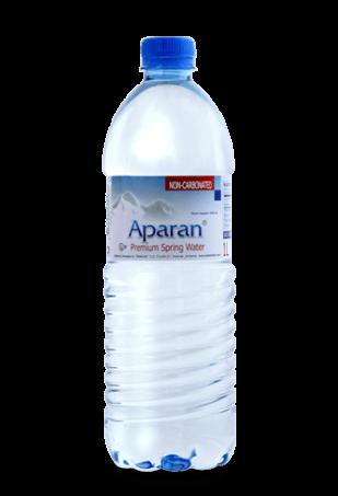 Родниковая вода Aparan 1л пэт/упаковка 6 бут