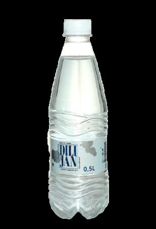 Вода родниковая Дилижан 0.5 л., без газа, пэт (16 шт.)