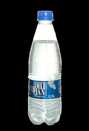 Вода минеральная лечебная Дилижан 0.5 л., пэт газ (16 шт.)