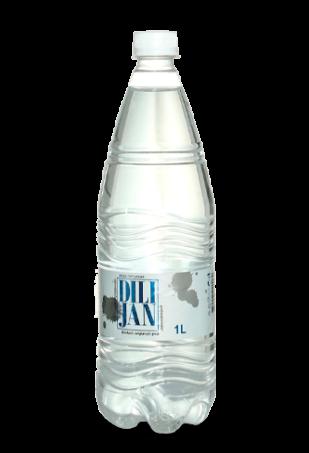 Вода родниковая Дилижан 1 л., без газа, пэт (12 шт.)