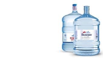 Вода 19 литров